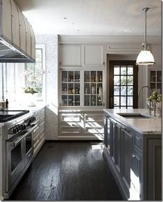 great kitchen