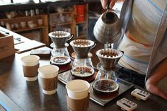 The colder the bean, the more uniform the grind and the more flavorful the brew, a study found.