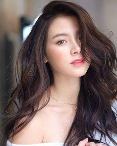 Best 5 Baifern pimchanok – Page 316307573829232220 Korean Beauty, Asian Beauty, Beauty Portrait, Beautiful Asian Women, Asian Dating, Girl Face, Ulzzang Girl, Look Cool, Asian Woman