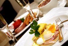Restaurant Zest In Derby - Champagne Breakfast
