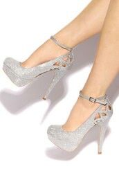 ShoesSilver