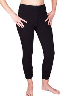 Peachymama 3/4 leg, high waisted pants are specially designed for when you've just had your baby, gently supporting your post pregnancy belly without tight elastic - so no unsightly bulges. The high waist band is also perfect for c-section women as it won't interfere or rub against that sensitive area.  They are great for every day and if you lose wait as you're breastfeeding you have the option of folding the band down ensuring you get a long life out of these pants.