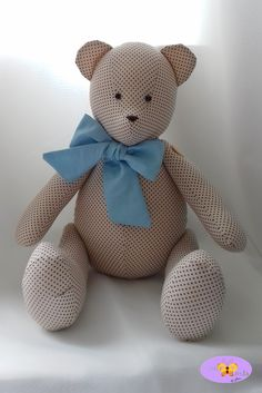 Ursinho Peti Peta Decoracao Quarto de Bebe Peta, Textiles, Toys For Boys, Softies, Doll Toys, Baby Toys, Teddy Bear, Country, Sewing