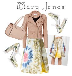 Mary janes by sarks on Polyvore featuring polyvore, fashion, style, IRO, Dsquared2, Dolce&Gabbana, Valextra and clothing