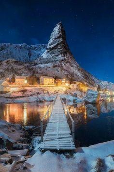 Matterhorn, Lofoten, Norway