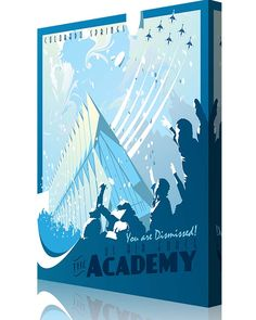 Share Squadron Posters for a 10% off coupon! U.S. Air Force Academy Graduates #http://www.pinterest.com/squadronposters/