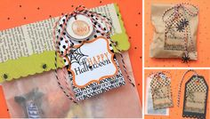 Free Download: Halloween Tags from Anders Ruff
