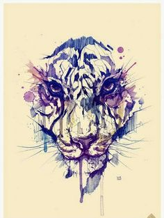 beautiful tiger tattoo                                                                                                                                                                                 More