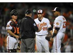 Toronto Blue Jays at Baltimore Orioles 6/14/14 - MLB Picks & Predictions » Picks and Parlays
