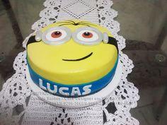 Bolo Decorado Minions/Minions Cake