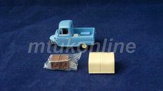 TOMICA LV 54 | MITSUBISHI LEO 1959 | 1/64 | 3 WHEELS KCAR MINI TRUCK | BLUE