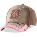 Pink Women's Realtree Camo Hat | Legendary Whitetails