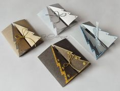 Ideas for interesting, creative, and easy handmade holiday cards. I'll share some awesome DIY cards for inspiration. Diy Christmas Cards, Handmade Christmas, Holiday Cards, Christmas Postcards, Paper Cards, Diy Cards, Christmas Crafts, Christmas Decorations, Fancy Fold Cards