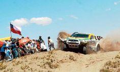En los proximos días Chile definirá si el Dakar 2015 pasará por su territorio