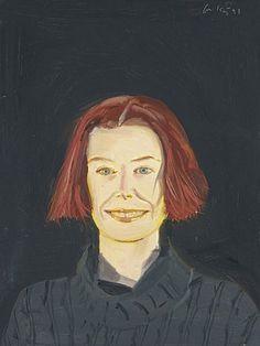 Alex Katz − Artists − Collection − National Galleries of Scotland