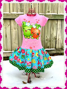 23 best fashion shopkins images on pinterest clothes for girls