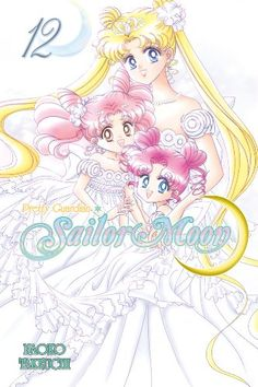 Sailor Moon 12 by Naoko Takeuchi http://www.amazon.com/dp/1612620086/ref=cm_sw_r_pi_dp_1n0ivb0RXB2CD