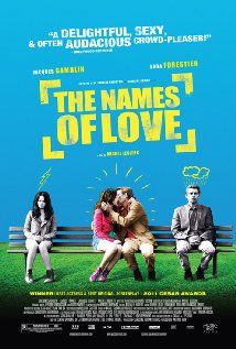 Le nom des gens (known in english as The Names of Love). Great contemporary french film.