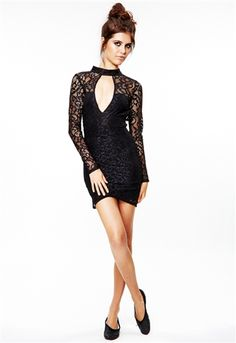 See more. For Love  amp  Lemons NYC Lace Mini Dress  fdf5f8a76a55
