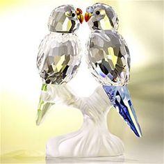 Gems Jewelry, Heart Jewelry, Jewelry Art, Swarovski Crystal Figurines, Swarovski Crystals, Crystal Decor, Clear Crystal, Glass Dolls, Glass Figurines