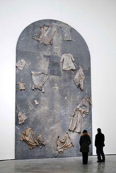 Anselm Kiefer, Die Ordnung der Engel, 2000