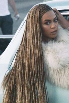 """I like the """"lemon blonde"""" I gave Beyoncé for her Formation tour. I just love the brightness of it. It's a bright, sunny, happy, light shade of blonde. If you are describing it to your stylist, you should use terms like """"bright,"""" """"buttery,"""" and """"pale blonde."""""""