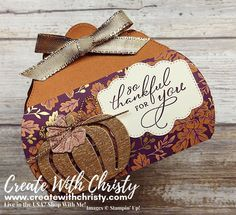 Halloween Week, Halloween Projects, Halloween Cards, Fall Cards, Holiday Cards, Fall Party Favors, Advent Box, Stampin Up, Specialty Paper