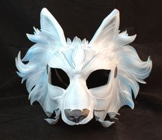 masquerade masks wolf - Google Search