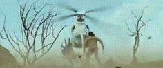 I can't even right now (Bollywood action scene)