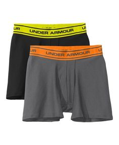 Under Armour Kinder Shorts PLAY UP black