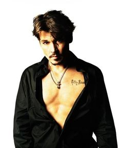 Mmmmm. The one and only Johnny Depp.