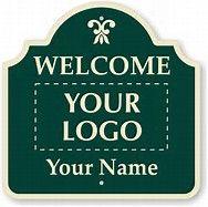 Metal Signs Custom - Bing images