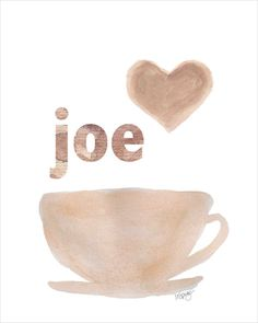 Gotta have my Joe ❤