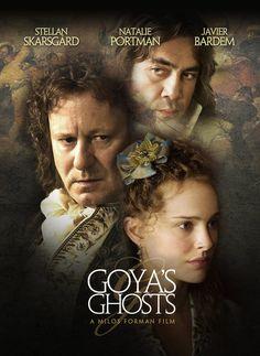 Goya's Ghosts (2006) • Director: Milos Forman • Writers: Milos Forman, Jean-Claude Carrière •   Stars: Javier Bardem, Natalie Portman, Stellan Skarsgård