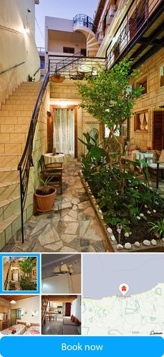 Barbara Studios (Rethymnon, Greece) – Book this hotel at the cheapest price on sefibo.