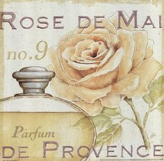 Fleurs and Parfum I