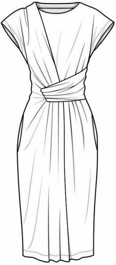 Платье, скрывает недостатки фигуры