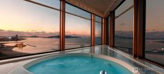 The elegant Hilton Fukuoka Sea Hawk Hotel overlooks Hakata Bay and it's located between Yafuoku!Dome and the Fukuoka Tower. https://www.hotelsclick.com/hotels/japan/fukuoka/110638/hotel-hilton-fukuoka-sea-hawk.html