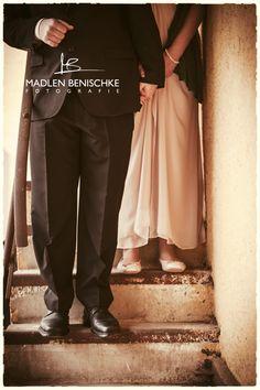 Hand in Hand - Hochzeitsportraitfotos