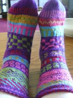 Socks  •  Make a sock