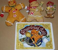 gingerbread lesson | Gingerbread Theme Activities for Preschool and Kindergarten | The ...: