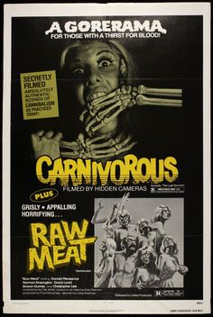 carnivorous & raw meat