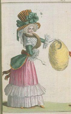 Magasin des Modes, December 1787