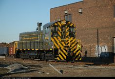 RailPictures.Net Photo: ADBF 836 Detroit Connecting Railroad EMD SW900 at Detroit, Michigan by Alex Bogert