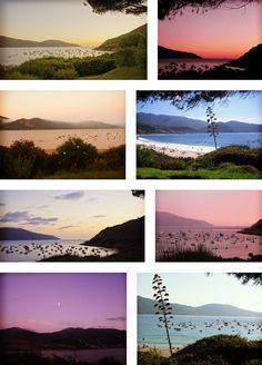 Golfe de Lava - Différentes vues de la villa en bord de mer… Le paradis…