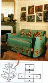 Idéias para proteção do sofá - Mary. 2 - Álbumes web de Picasa