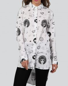 By MelinA aslanidou Blouse, Long Sleeve, Sleeves, Outfits, Tops, Women, Style, Fashion, Swag