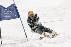 Los masters del esquí, a punto para la segunda edición de la Copa España.