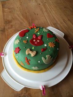 Mijn alle eerste taart 2014