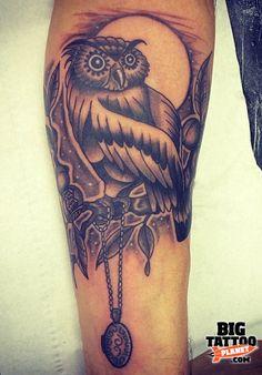 Rachel Halsey - Black and Grey Tattoo | Big Tattoo Planet